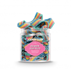 Candy - Rainbow Sour Belts