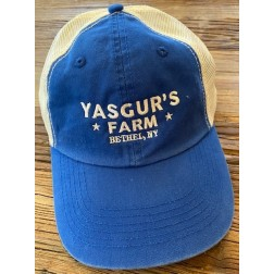 Caps: Yasgur Farm Mesh Cap