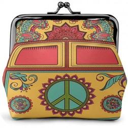 Wallet- Vintage Mini Van Buckle Wallet