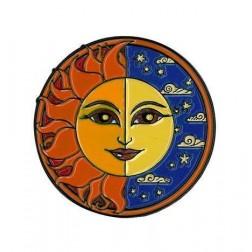 Pin - Dan Morris Sun/Moon Enamel Pin