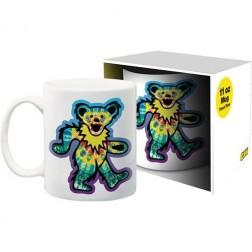 Mug: Grateful Dead Rainbow Bears in Box