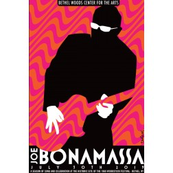 Joe Bonamassa Concert Poster 2019