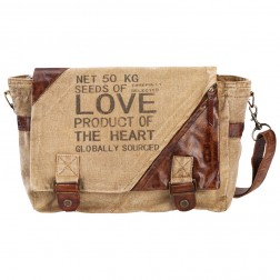Bag - Seeds of Love Messenger Bag