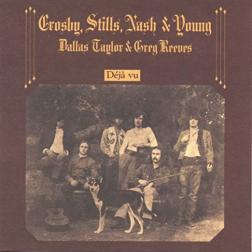 CD - Crosby Stills & Nash - Deja Vu