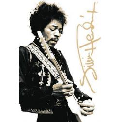 Tin Sign - Jimi Hendrix