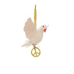 Ornament - Peace Bearer Dove