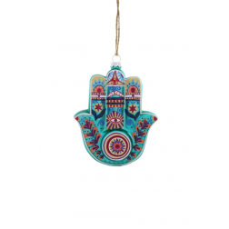 Ornament - Hamsa Hand