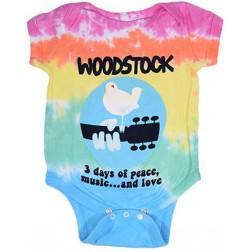 Onesie: Tie Dye Woodstock