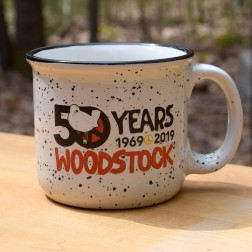 Woodstock 50th Anniversary Camper Mug
