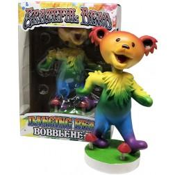 Bobblehead: Grateful Dead Tie Dye Dancing Bear