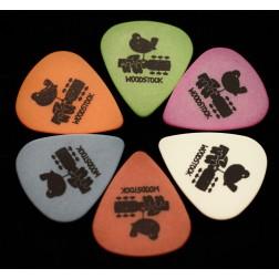 Woodstock Guitar Pics