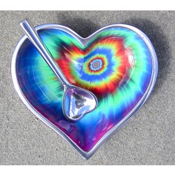 Groovy Heart Dish