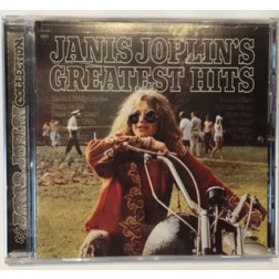Janis Joplin's Greatest Hits CD
