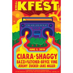 KFEST Collectible Print 2019
