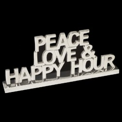 Peace, Love, & Happy Hour