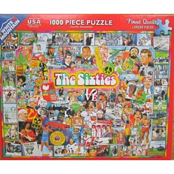 The 60's Jigsaw Puzzle