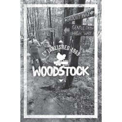 Woodstock Groovy Way Journal