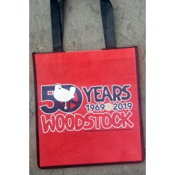 Woodstock 50th Anniversary Tote Bag