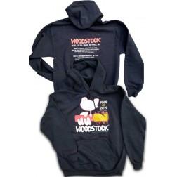 Woodstock 50th Anniversary Concert Pullover Sweatshirt