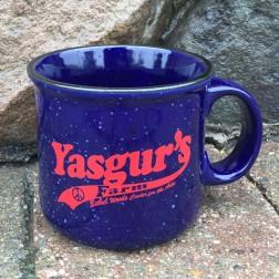 Yasgur's Farm Vintage Style Ceramic Mug