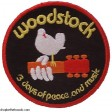 Official Woodstock Patch