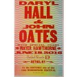 Hall & Oates - Collectible Hatch Show Print