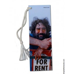Jerry Garcia Bookmark: Collectible: Barry Z Levine