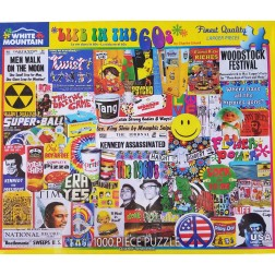 Life in the 60's Jigsaw Puzzle
