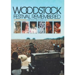 'Woodstock Festival Remembered' By Jean Young. Autographed by Michael Lang