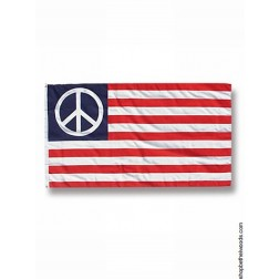 Wishful Thinking of Peace Flag