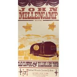 John Mellencamp - Collectible Hatch Show Print